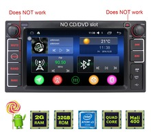 6.2 inch Audio System Android Car Radio GPS Toyota Corolla Car DVD GPS Navigation System
