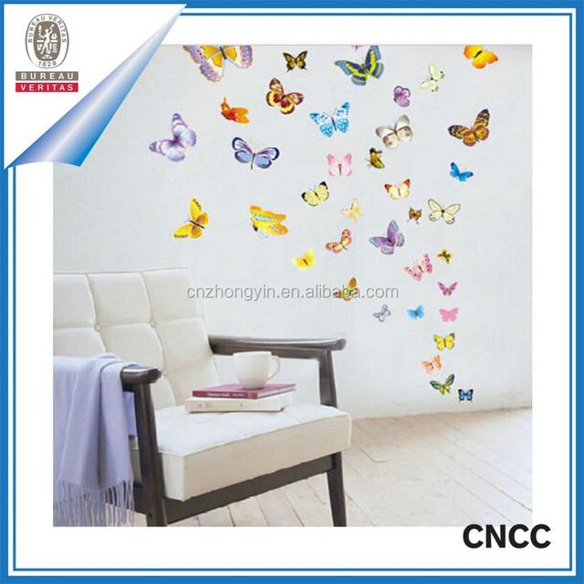 Custom Make Home Decoration Wall Stickers 3D