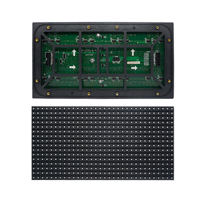 320x160 outdoor Hub75 Receiving card Ph10 Full Color P10 Led Display Module