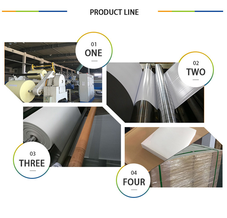 Quality Assured Acrylic Plastic Self Adhesive Pp Film Roll