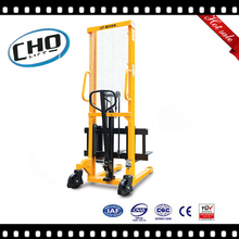 Ningbo Cholift Factory Forklift Electric Pallet Stacker