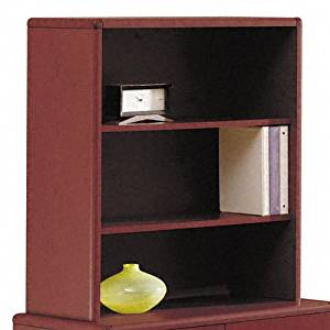 HON 107292NN 10700 32-5/8 by 14-5/8 by 37-1/8-Inch Bookcase for 36-Inch Storage Cabinet, Mahogany