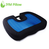 Comfort Coccyx Gel Cushion No Odor Memory Foam Gel Seat Cushion