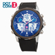Japan mov't quartz watch 3 atm water resist fashion watch stainless steel back watch Wholesale brand men watch