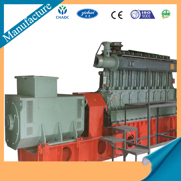 Factory direct sales china cheap coke gas generator price