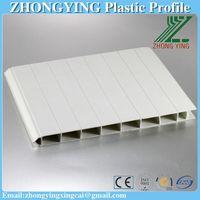 15mm thicken rigid pvc plastic sheet for doorboard