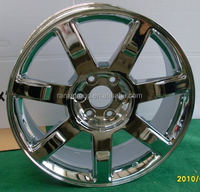 18''20''22'' White chrome alloy wheel rim