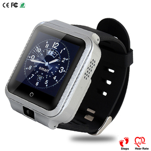2018 Android 6.0 smart watch phone M11 SIM card Bluetooth 4.0 camera phone watch heart rate pedometer GPS digital watch phone
