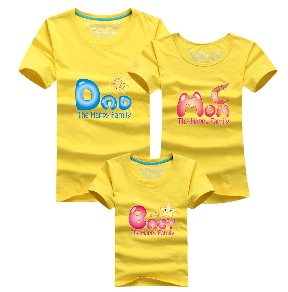 ad8f670b Mode für Mädchen Like Daughter Like Mother New Mummy Family Matching Shirts  Top Womens Kids Sizes
