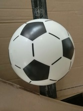 5 inch inflatable non-toxic pvc toy balls