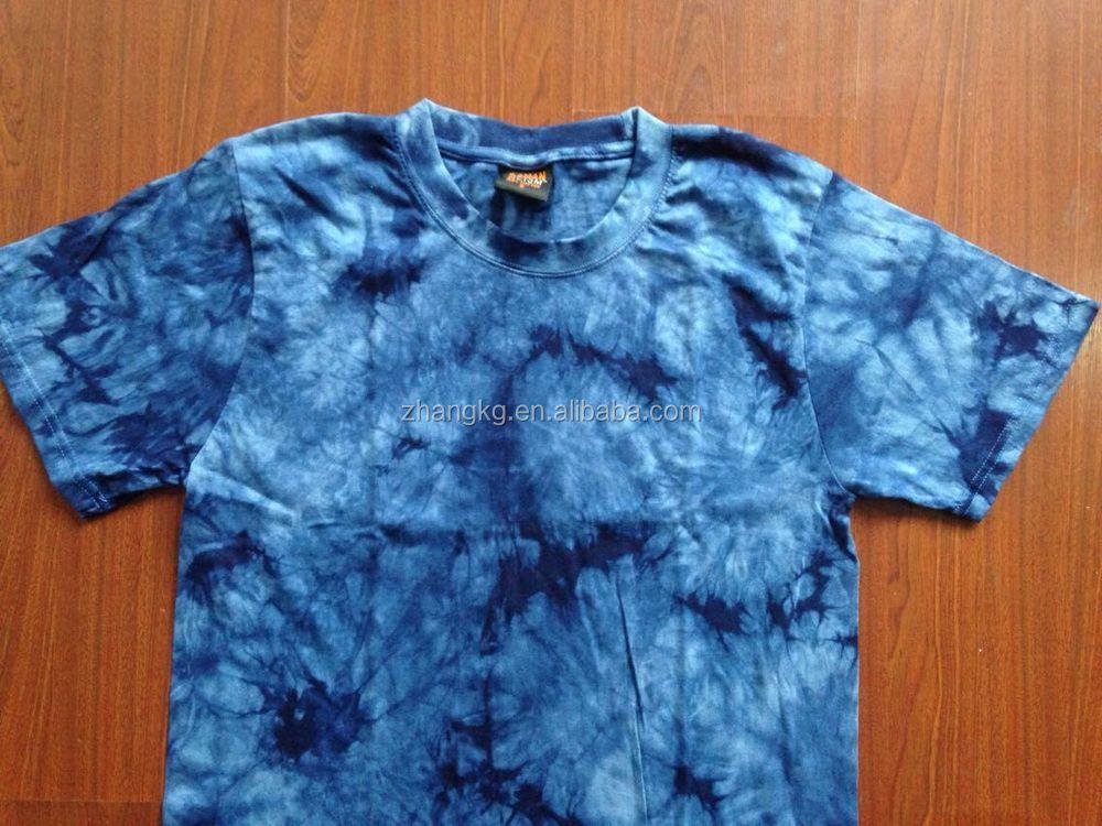 Bottom Price Wholesale Men Tie Dye T Shirt Newest Design