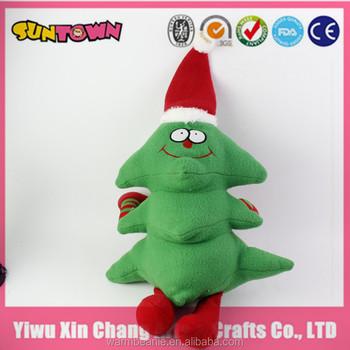Christmas Tree,Funny Plush Animated Christmas Tree Toy - Buy ...