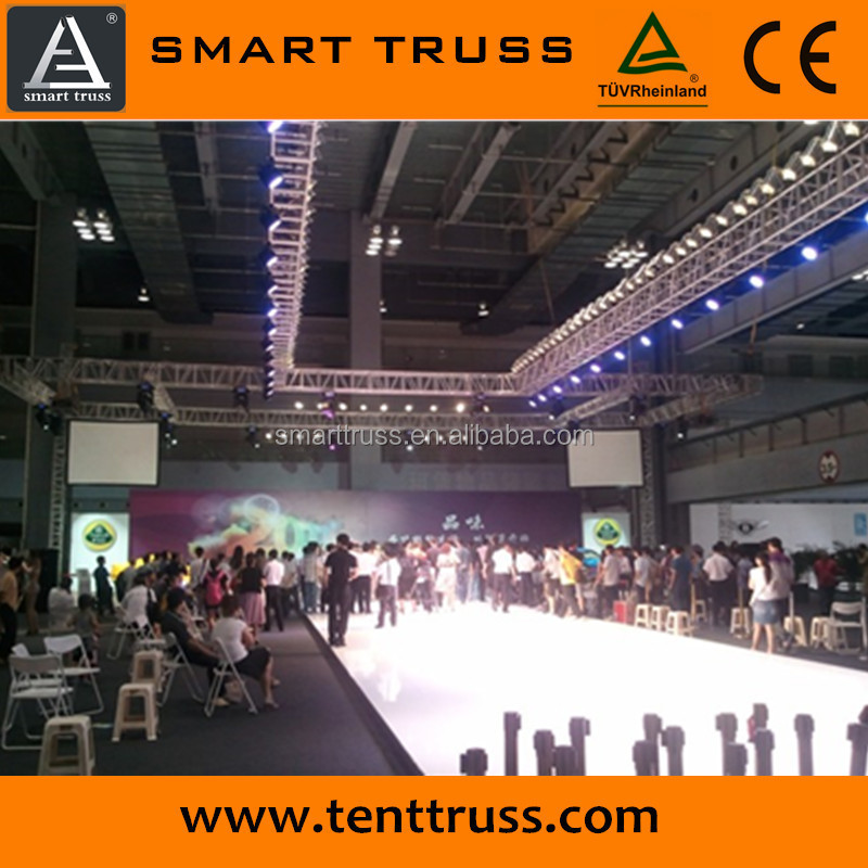 Trade Show Truss System,Stage Lighting Truss System For Shows ...
