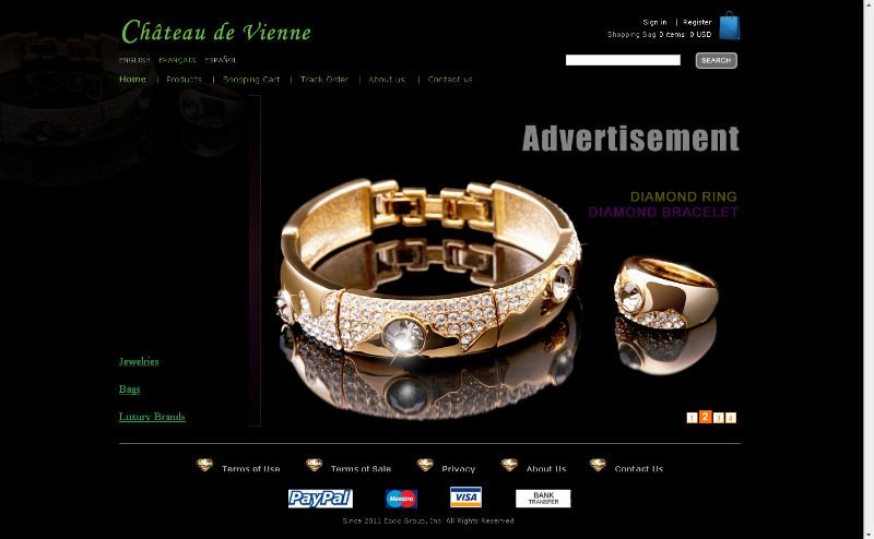 Jewelry Website Design Software, Jewelry Website Design Software ...