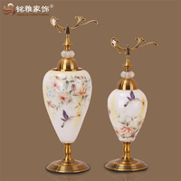 Christmas Occasion and Other Holiday Supplies Chinese Art Crafts glass piece for sale
