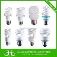 T2 7W CFL HALF/FULL Spiral energy saving lamps