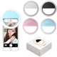 2019 hot selling selfie ring light led for mobile phone light selfie