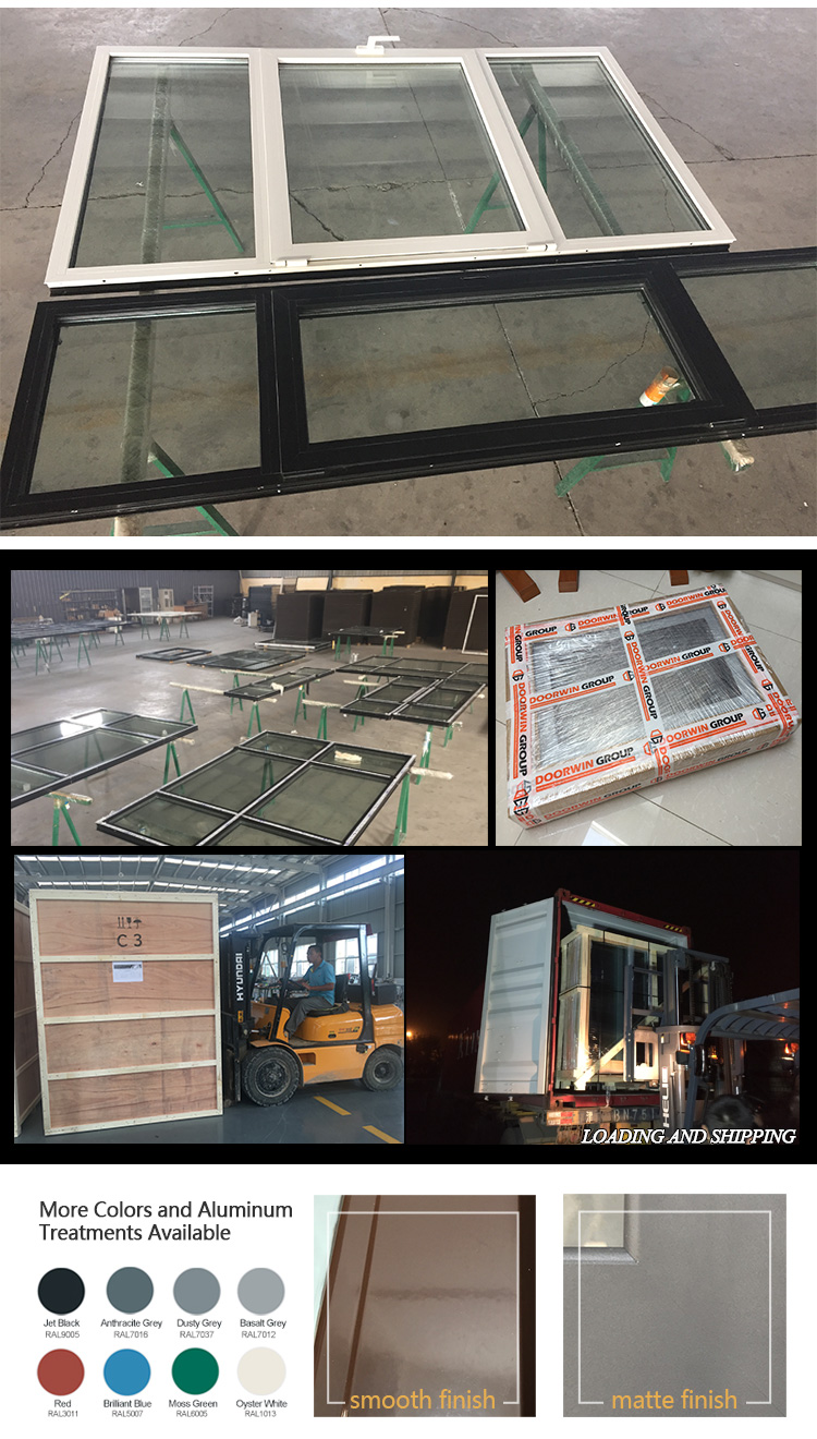 Wholesale price industrial windows manufacturers for sale window replacement