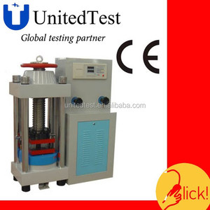 YES-2000 concrete compression test machine