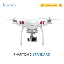 Original DJI Phantom 3 Standard RC Drone 2.7K HD Camera 3-Axis Gimbal RTF Quadcopter Drone
