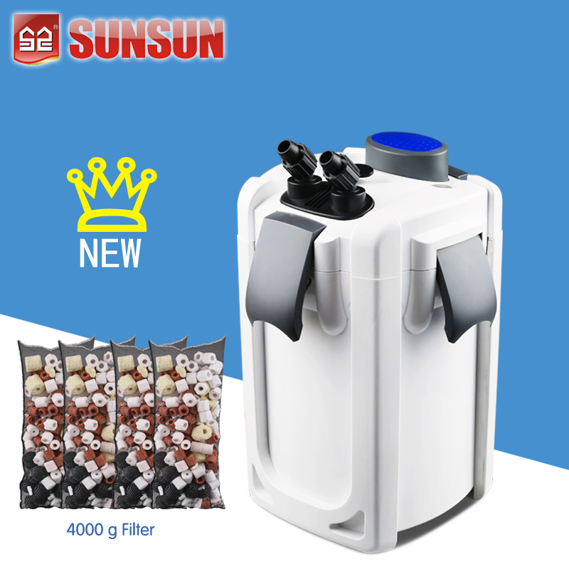 SUNSUN 2016 New (HW-703A/B) aquarium filter material