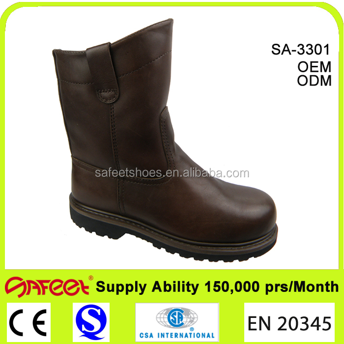 No Lace Work Boots, No Lace Work Boots Suppliers and Manufacturers ...
