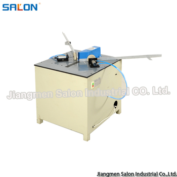Air-driven 45 Degree Frame Moulding Guillotine Cutting Machine - Buy ...
