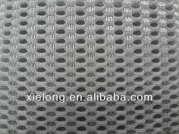 Durable 3d polyester mesh fabric for mesh chair fabric