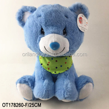 Hay Hay Chicken Stuffed Animal, Pink And Blue Color Fluffy Teddy Bear With Plush Big Head And Scarf Buy Pink And Blue Teddy Bear Blue Color Teddy Bear Pink Teddy Bear Pictures Product On Alibaba Com