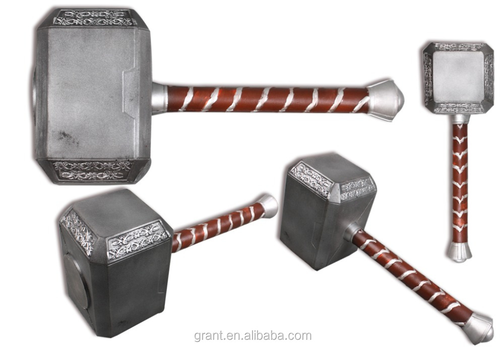 Wholesale Metal Thor hammer JOT6588MT