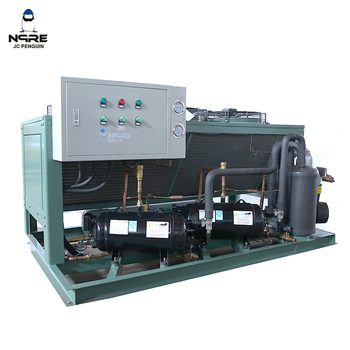 8HP Innovative reciprocating r407a condensing unit for sale