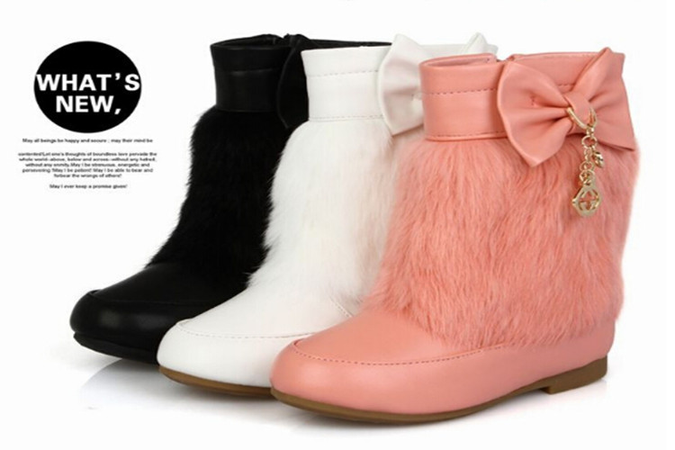 clearance sale 2015 new winter boots girl children