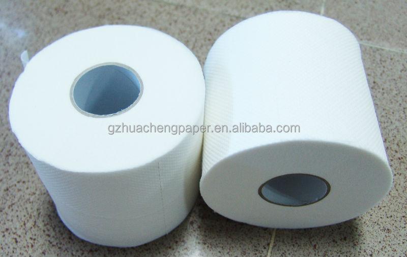 Embossed Tissue Paper Toilet Paper Soft Toilet Tissue