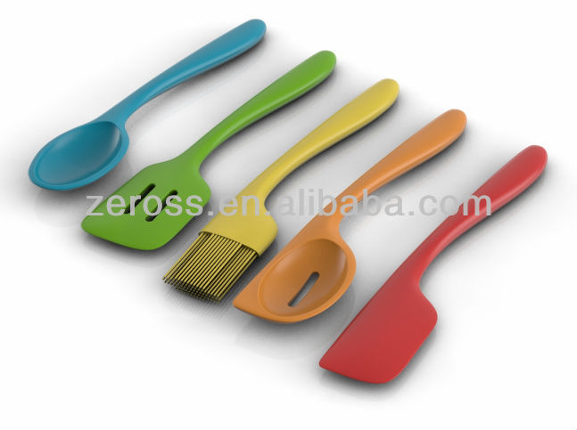 Silicone Flatware Sets Tableware