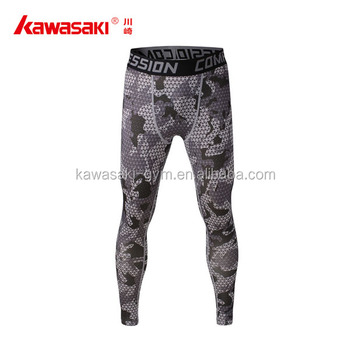 893fa68aedbfa Mens Workout Fitness Compression Leggings Pants Bottom MMA Crossfit Weight  Lifting Bodybuilding Skin Tights Trousers