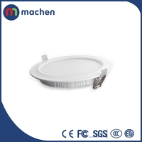 High Quality CE ROHS Ip20 15w led downlights