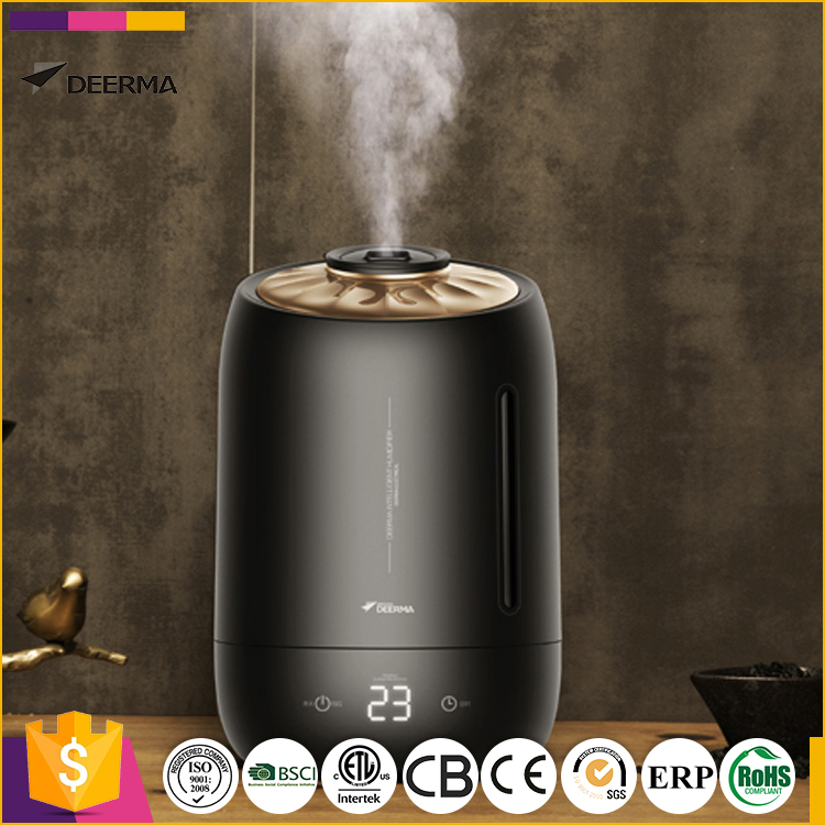 5L Large Capacity 360 Degree Bidirectional Humidification Tabletop Decorative Ocean Mis Life Brand Humidifier Manual