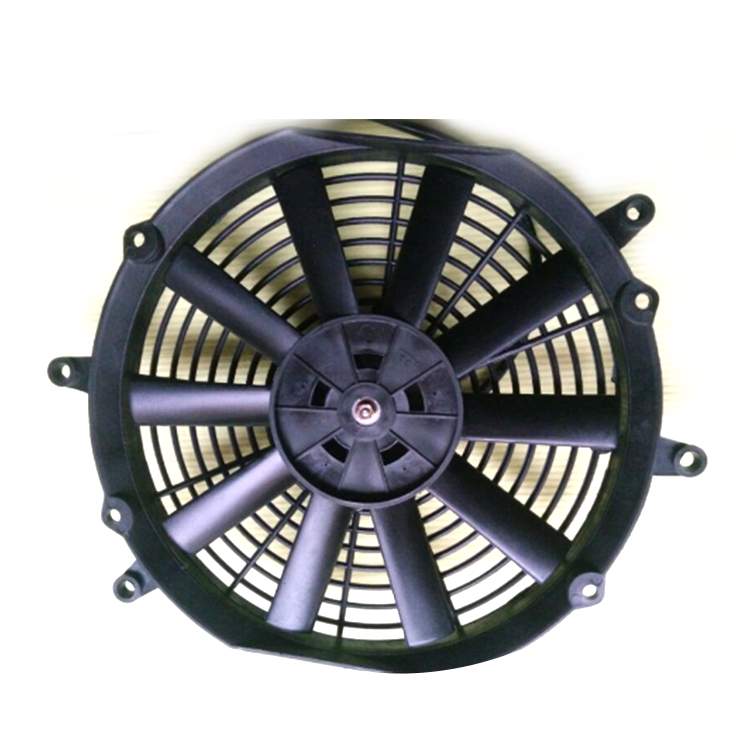 Heat sink air conditioning condenser Wholesale car fan for construction machinery