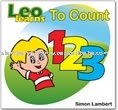 Leo Learns To Count Book