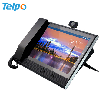 Telpo Voip Phone Suppliers Android Touchscreen Ip Video Intercom Phone For  Home Or Office - Buy Android Touchscreen Ip Video Intercom Phone,Ip