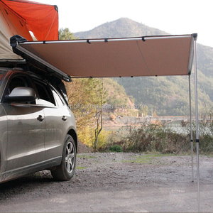 Manufacturer supplier new camping trailer awning tent/rain awning for sale