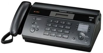 kx ft501 panasonic thermal fax fax and phone function in a compact