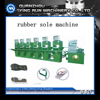 Rubber second foaming machine for rubber slipper and shoe sole king
