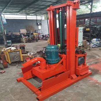 120 Meter Depth Water Well Drilling Rig Deploy Diamond Bit Can Drill Rock -  Buy Rock Drilling Auger Bit,Deep Rock Well Drilling,Deep Rock Drilling