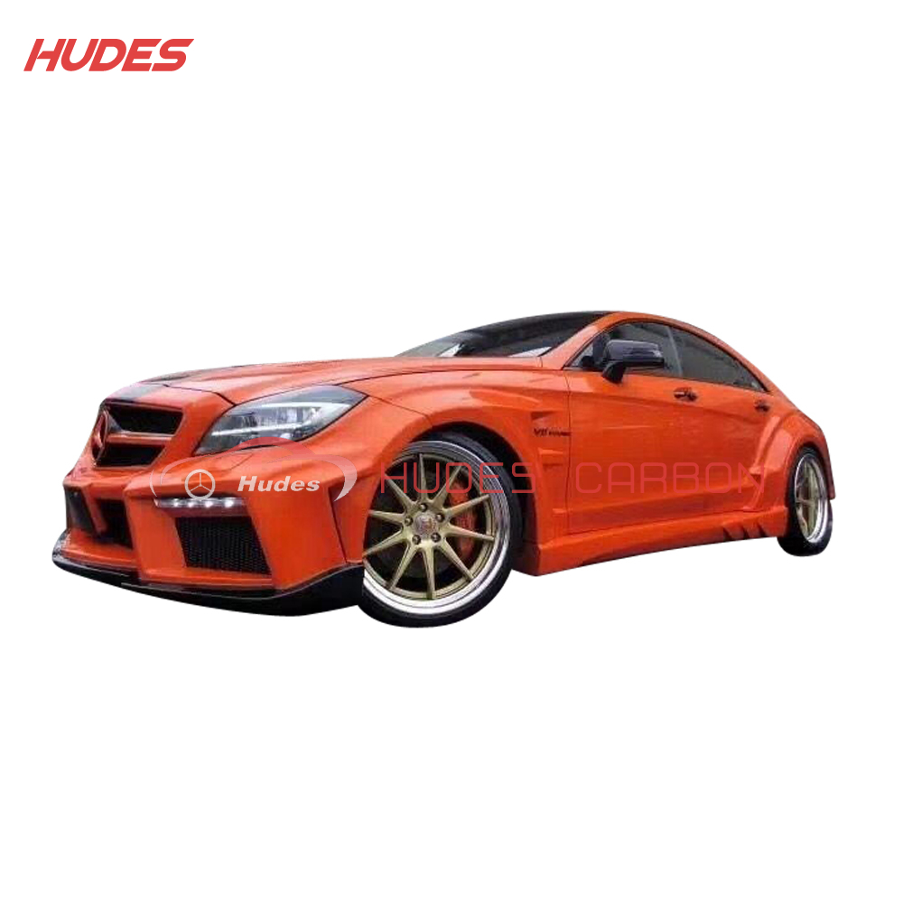 Cls Body Kit Suppliers And Manufacturers At 2008 Mercedes Benz 550 Wide