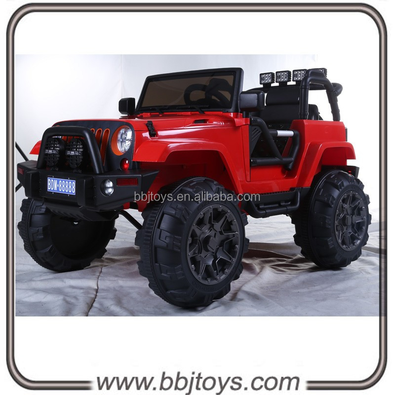 Dubbele Elektrische Auto Accu Auto Speelgoed Auto Kind Elektrische