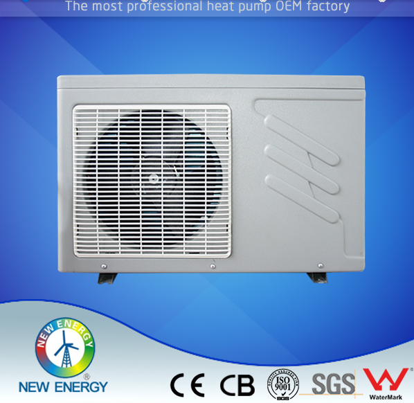 3kw 100kw Pool Heat Pump Air Source Swimming Pool Heat