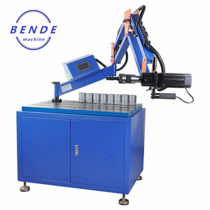 Small and large drilling servo tapping machines