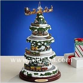 Wonderland Express Tree Inspired By The Art Of Thomas Kinkade Buy