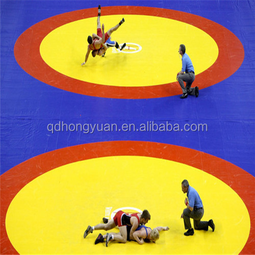 Fictory Direct Supply Used Wrestling Mats For Sale